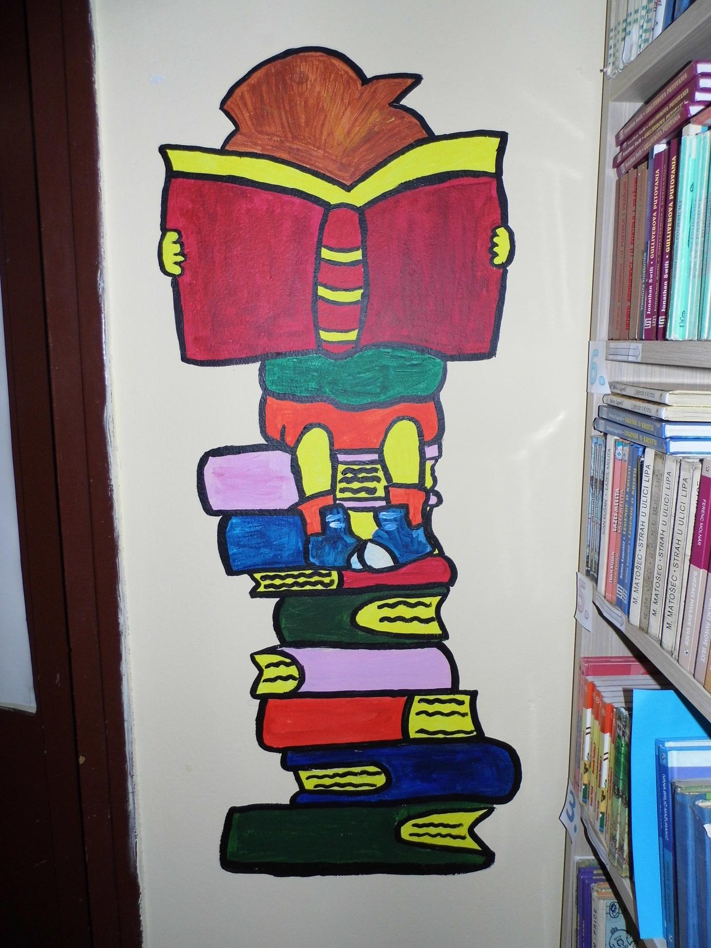 Poslanje školske knjižnice